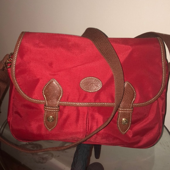 7882a26f47 Longchamp Handbags - Longchamp Paris Crossbody Bag